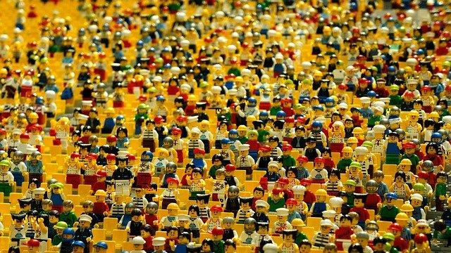 LEGO, niet zelden het begin van een mooie carrière